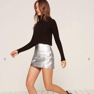 Reformation Mercury Skirt